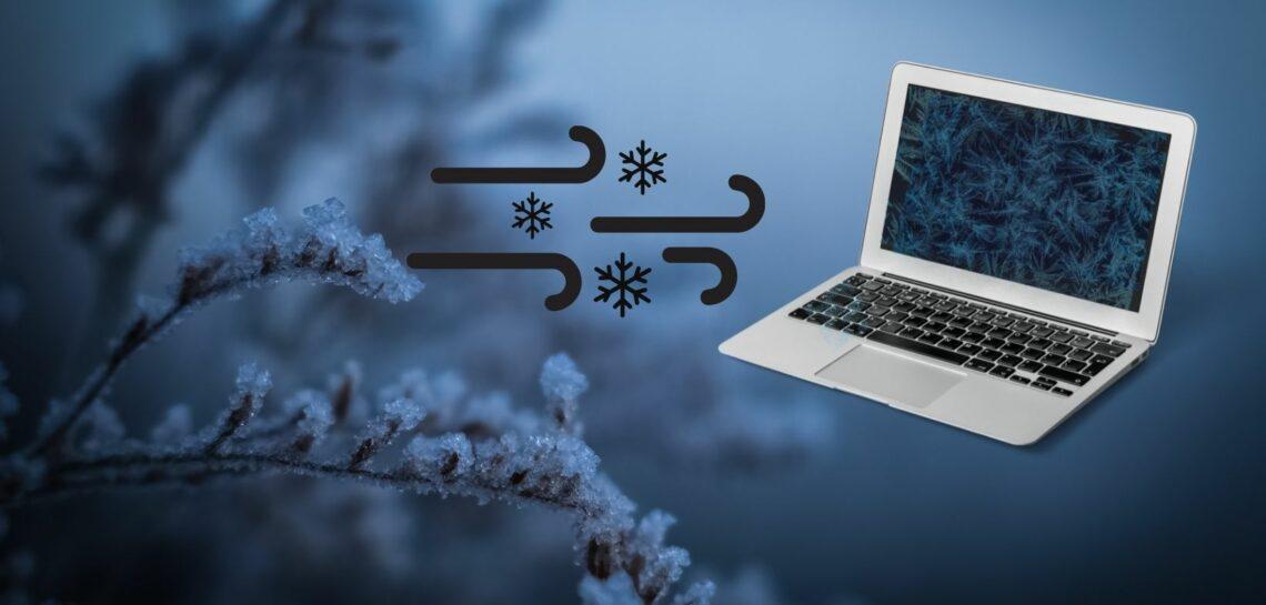 Laptopkühlung